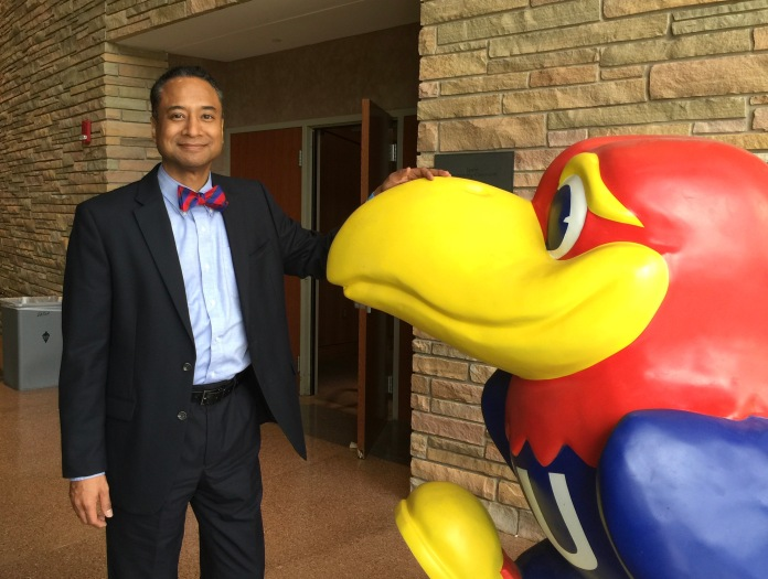 Andrew B. Williams, Ph.D. accepts new role as Associate Dean for Diversity, Equity, and Inclusion at KU School of Engineering
